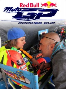 Miki - Red Bull- Rookies Cup